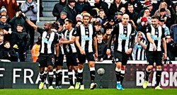 NEWCASTLE - CITY 2:2 Fantastičan gol u 88. minuti zaustavio City