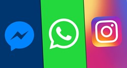 Spajaju se Instagram, WhatsApp i Facebook Messenger