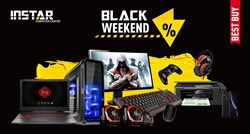 Instar BLACK WEEKEND popusti