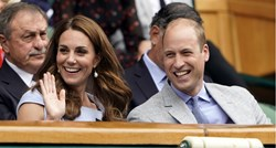 Kate Middleton i princ William su se modno uskladili za Wimbledon