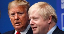 Johnson i Trump kritizirali Kinu zbog Hong Konga