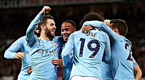 UNITED - CITY 0:2 Sane i Silva razbili United, City juri prema naslovu