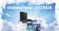Tele2 GAMERAJ: Sony PS4 1 TB, FIFA19 i 3 igre te Honor 10 lite
