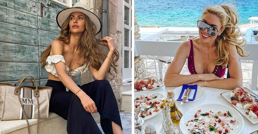 They have 2.5 million followers: Two world-famous influencers enjoying Croatia