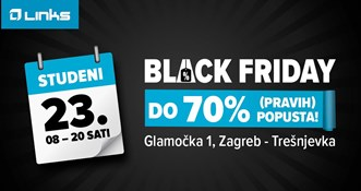 Black Friday u Linksu Trešnjevka