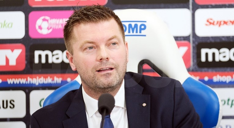 Hajduk coach: Players who have played against Celje will not play in the next game