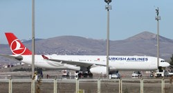 Turkish Airlines reduces the number of flights to Croatia