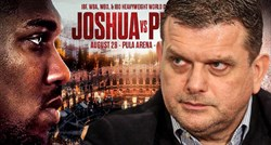 A Croat from Las Vegas reveals if Joshua-Pulev bout will take place in the Arena Pula