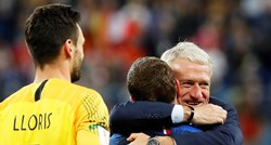 Deschamps: Mi moramo dobiti finale