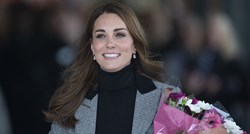 Kate Middleton od glave do pete u crnom iskopirala Meghan Markle