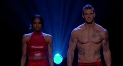 "Alan Ritchson otkrio sexy tijelo i tetovaže u showu ""I Can Do That"""