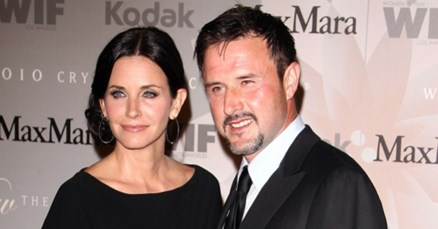 David Arquette: Courteney Cox i ja smo prijatelji