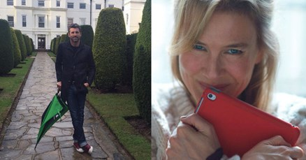 "McDreamy stigao na set filma ""Bridget Jones´s Baby"""