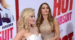"Sexy duo: Što su Sofia Vergara i Reese Witherspoon obukle za premijeru filma ""Hot Pursuit"""