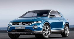 VW Golf i kao crossover