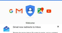 "Kraj Gmaila? Google predstavlja ""Inbox by Gmail"""