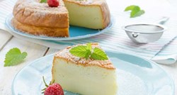 Fit recept: Proteinski cheesecake