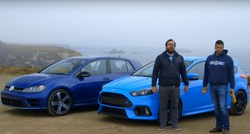 Ford Focus RS vs VW Golf R: Koji je bolji?