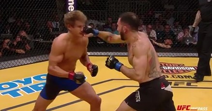 "VIDEO Najbolji potezi UFC 200 spektakla u ""slow motionu"""