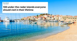 Five Croatian pearls on the list of islands everyone should visit in their lifetime