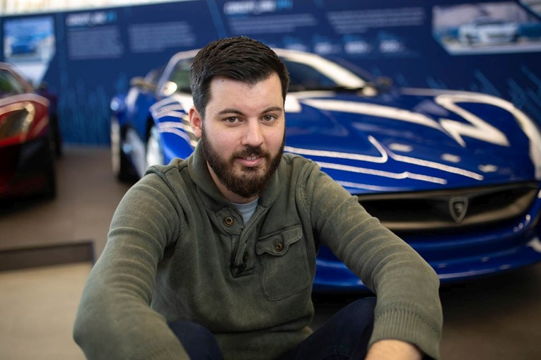 Mate Rimac za TopGear: Radim od 5 do 23, želimo biti Apple auto industrije