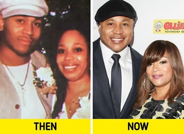 LL Cool J i Simone Smith