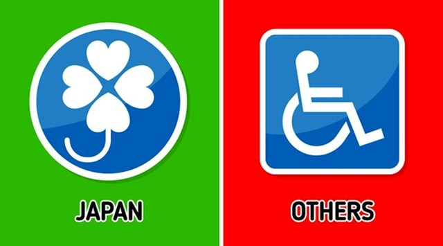 Naljepnice za auto za invalide