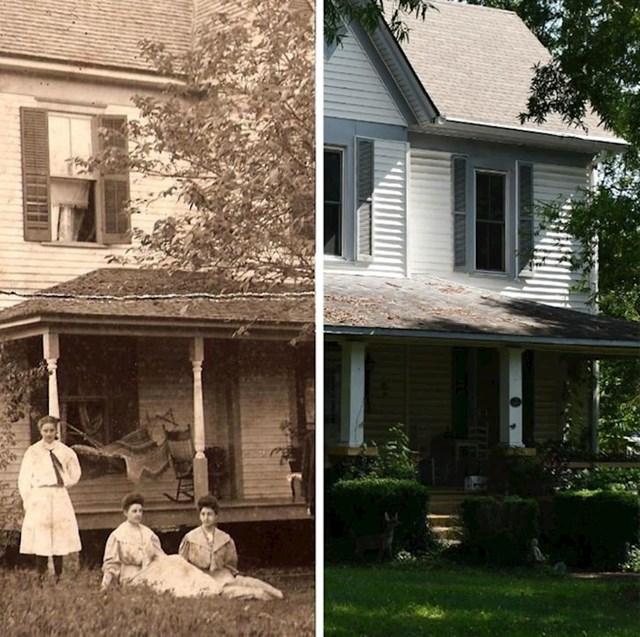 Još jedna obiteljska kuća koja je ušla u drugo stoljeće života