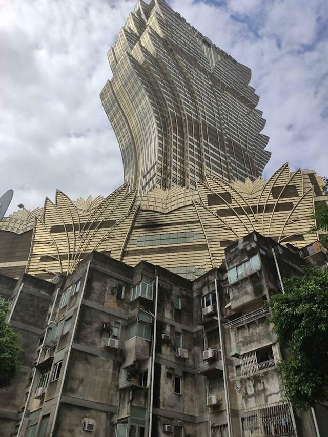 Negdje u Makau, Kina