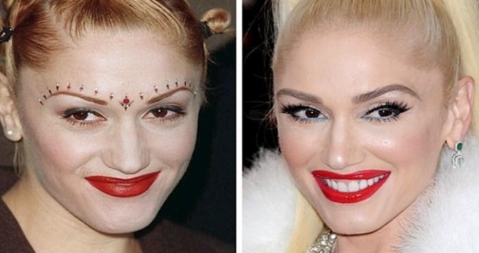 15 puta kada je pravi oblik obrva uljepšao lice bolje nego plastični kirurzi