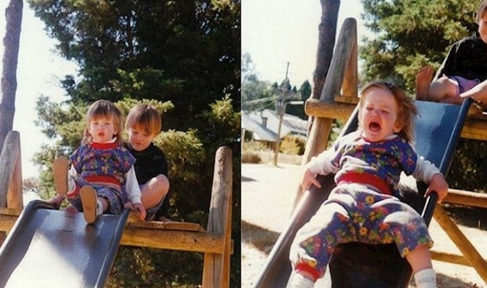 20 fotki koje dokazuju da nema do bratsko-sestrinske ljubavi