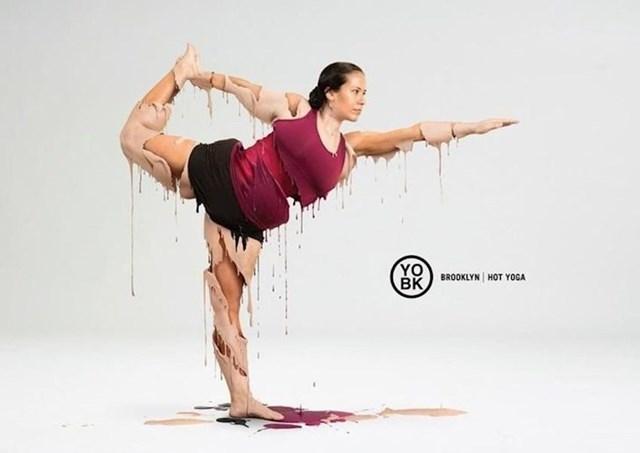 8. Još jedan joga studio