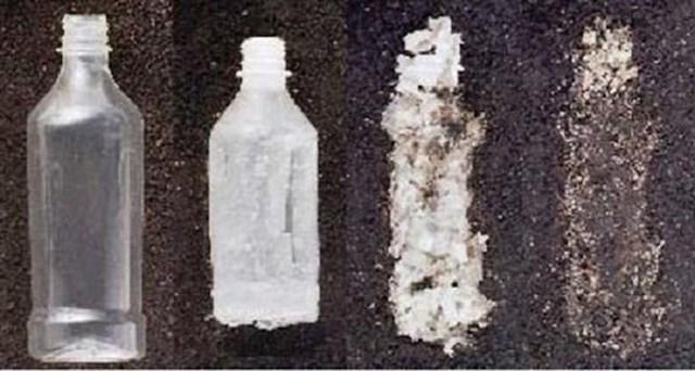 10. Znanstvenici su proizveli plastiku koja se u prirodi razgradi nakon samo 1 do 3 godine