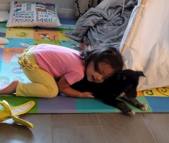 7. Ispunio sam san- moje dijete će odrastati uz kućnog ljubimca