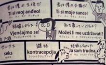 Ovaj japansko-hrvatski rječnik neobičnog sadržaja nasmijao je tisuće; ovo je urnebesno!