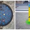 Francuski umjetnik ostavlja prezabavne tragove na ulicama Pariza; street art u punom sjaju!
