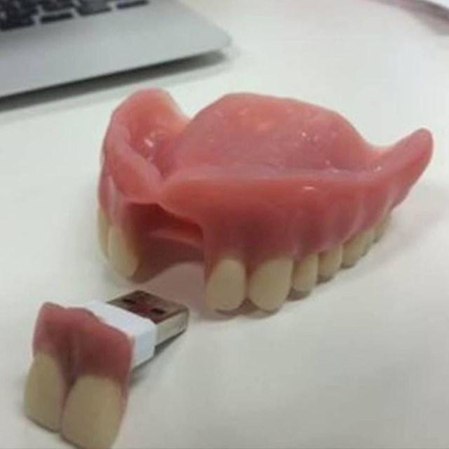 1. Ovo je, inače, USB
