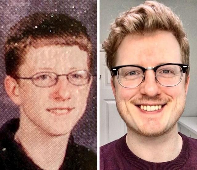 """""""Period srednje škole bio je jako težak za mene, ali, desetljeće poslije, mogu reći da su rane zacijelile"""""""