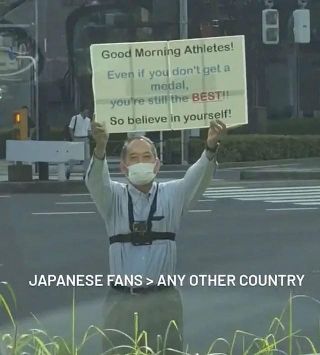 9. Zašto su japanski fanovi bolji od drugih