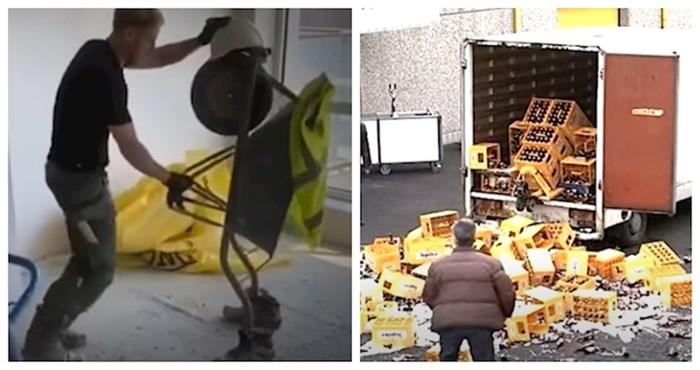 VIDEO 15 ljudi koji su skupo platili greške na poslu