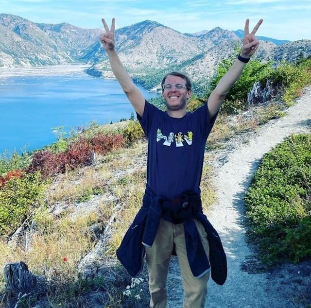 """""""Uživam u šetnji i spoznaji da je danas prvi dan ostatka mog života. Četvrtom stadiju raka nema više ni traga"""""""