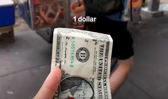 VIDEO Što sve možete pojesti za 1 dolar u različitim državama