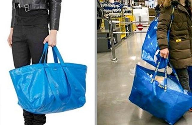 Jedan poznati i skupocjeni brend vs. Ikea
