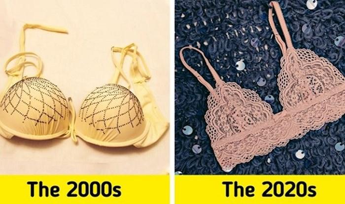 Kako su se odjevni komadi mijenjali u zadnjih sto godina
