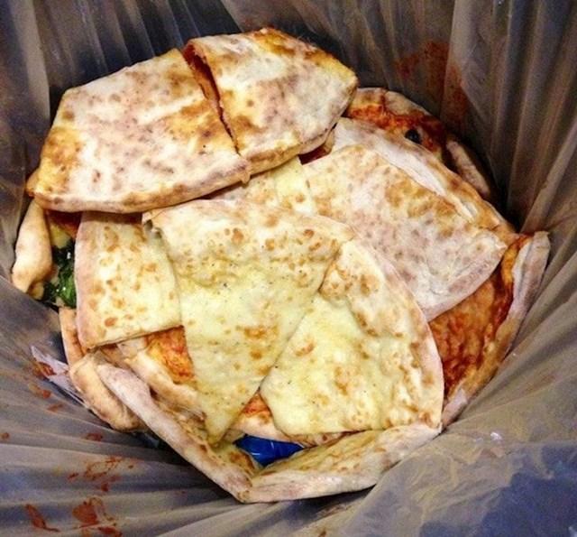"""""""Ne dopušta nam da ponesemo ostatke pizze kući nakon uredskih zabava"""""""