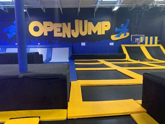 """""""Kada sam otišao s društvom na trampolin i istegnuo mišić u prvih pet minuta skakanja"""""""