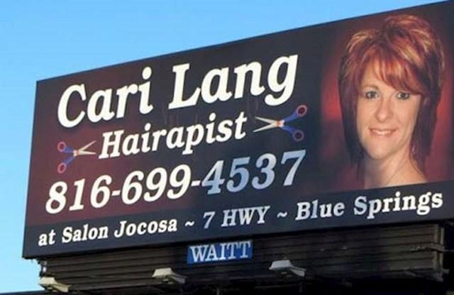 Žene, jeste li ikada otišle u frizerke samo na frizuru ili je svaki put bila uključena i besplatna terapija?