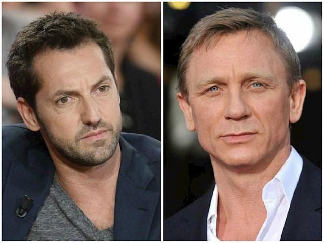 Frédéric Diefenthal i Daniel Craig — 53 godine