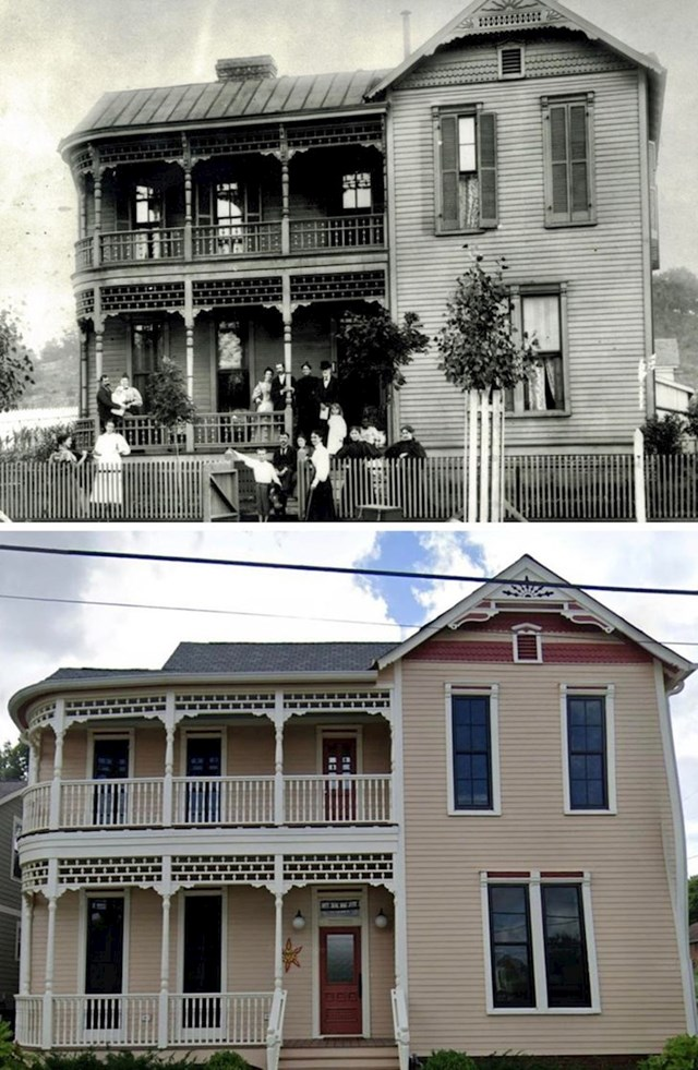 """""""Pradjed je 1896. sagradio ovo zdanje koje i danas ponosno stoji!"""""""