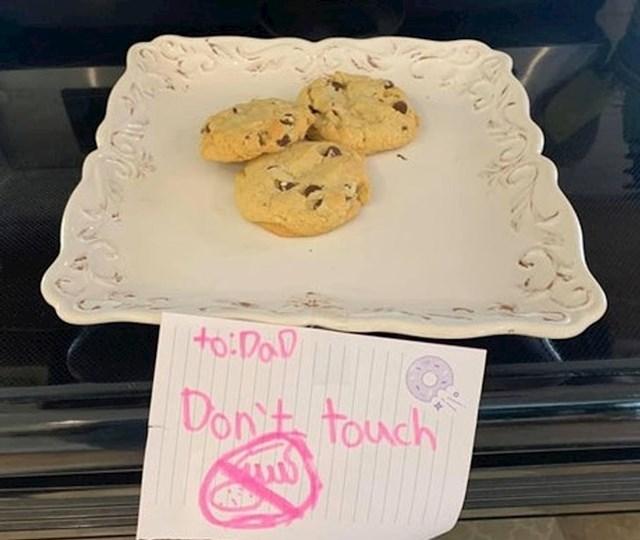 9. pravilo- jasno postavi granice kada su slatkiši u pitanju